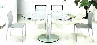 modern expandable dining table modern round extendable dining table glass extendable modern round dining table modern