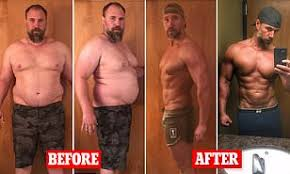 Ripped Body Diet Chart Dad Loses 92 Pounds In Just 150 Days With The Keto Diet