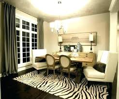 zebra print area rug medium size of fascinating animal rugs x small home depot p