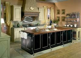 Rose Cottage Country Kitchen Country Kitchen Dhialma Custom Wood Range Hoods Add Warmth To