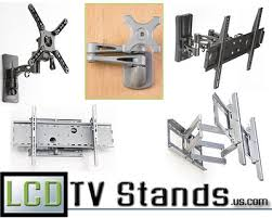 LCDTVStands.us.com - Selection of Wall Mounting Brackets for Flat Screen TVs