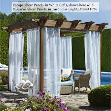 amazing of outdoor patio curtains house decor suggestion 1000 images about curtains on sheer curtain panels