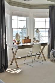 Schreibtisch Vor Fenster Erkerfenster Lichtquellen Büro