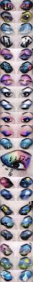 wow ilovebeautifulbeaches spot makeup is art cool