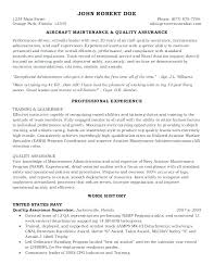 Maintenance Resume Examples Delectable Aviation Resume Examples Administrativelawjudge