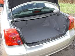 Toyota Avensis Saloon (2003 - 2008) Photos | Parkers