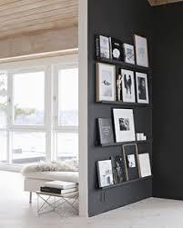 133 Best Black Interiors images | Living Room, Bedroom ideas, Diner ...