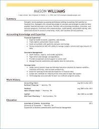 21 Lovely Accounting Assistant Resume Wtfmaths Com