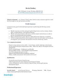 Security Officer Resume Interesting Security Guard Resume Example Ideas Coll Design Inspiration Property