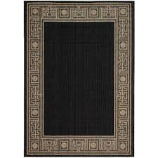 this review is from courtyard black coffee 8 ft x 11 ft indoor outdoor area rug