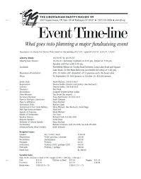 Resume Objective Tips Sample Event Program Booklet Fundraising Event Tips Resume 64