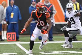 Joe Mixon Depth Chart Cincinnati Bengals Fantasy Preview Establish The Run