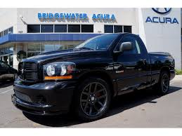 Pre-Owned 2006 Dodge Ram 1500 SRT-10 Truck Regular Cab in ...