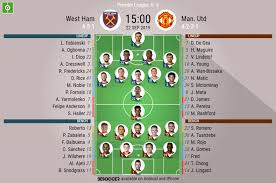 Different ways of searching for this match: West Ham V Man Utd As It Happened Besoccer