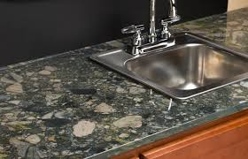 crushed glass countertops images