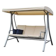 ellister umbria 3 seater garden swing seat on fast delivery garden furniture seats
