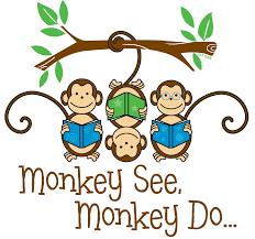 Books| Monkey See, Monkey Do...Children's Bookstore | United States