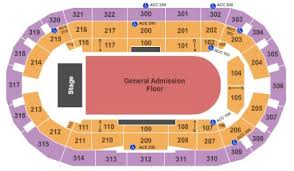 Ajr Indianapolis Tickets Section Ga7 Row Ga4 10 19 2019