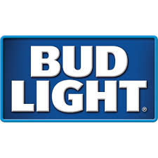 Bud Light Retro Logo Metal Sign - The Beer Gear StoreThe Beer Gear Store