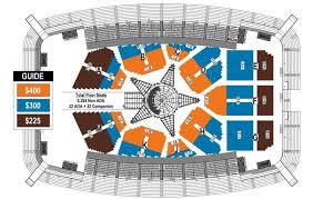 Nrg Rodeo Seating Chart 24 Accurate Hlsr Seating