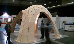 Vulcan Worlds Largest 3d Printed Architectural Pavilion