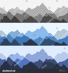 Mountain Pattern