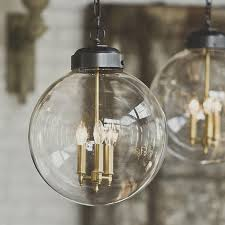 alluring clear glass globe pendant light large glass globe pendant light beautiful and simple design lamps