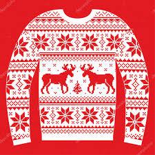 Christmas Pattern Sweater Amazing Ideas
