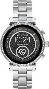Умные <b>часы Michael</b> Kors Sofie DW7M2 (MKT5068), серебристый