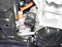 First Oil Change - Pictures/Instructions | PriusChat