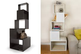 Spoil Your Lovely Cats with Contemporary Cat Furniture | HomesFeed
