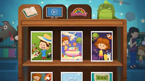 bamba books fantastic interactive books for kids free app