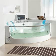 ... Bathtubs Idea, Jacuzzi Bathtub Lowes Lowes Bathtub Space Saving Corner  Jacuzzi With Glass Door Acrylic ...