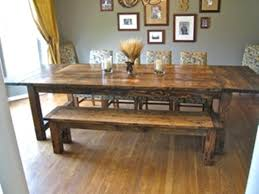 Hampton Farmhouse Dining Room Table  Farmhouse Dining Rooms - Table dining room