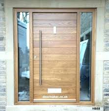 modern front door contemporary front doors oak and other woods bespoke doors modern entry doors modern modern front door
