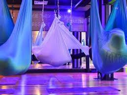 antigravity aerial yoga and airbarre in boston s south end