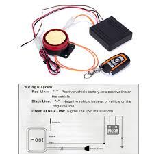 motorcycle remote start wiring diagram wiring library aliexpress com buy 12v motorcycle scooter autobike anti theft security alarm system 12v remote