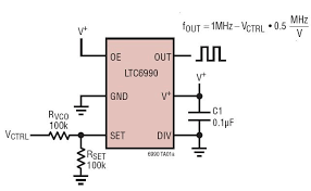 solutions voltage controlled oscillator frequency range voltage controlled oscillator 16 1 frequency range