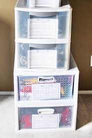 decorating plastic storage drawers awesome how to organize every room of the house with storage bins