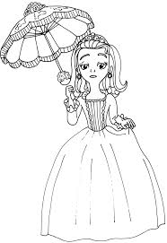 Small Picture Printable 34 Sofia The First Coloring Pages 9701 Sofia The First