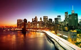 New York City Manhattan Bridge 4K ...