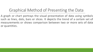 Lesson 26 Presenting And Interpreting Data In Tabular And