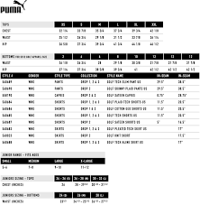 Puma Golf Size Chart France Puma Soccer Cleats Size Chart 12dc4 A30e8