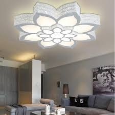 types of home lighting. 2018 New Pattern Double Layer Large Lotus Type Ceiling Lamp Bedroom Bedside Light Fixtures Home Lighting Fitting From Alice_wu10, $138.2 | Dhgate. Types Of L