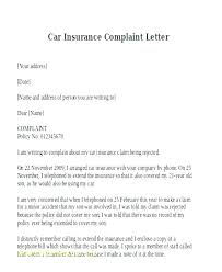 8 Letters To Insurance Company Way Cross Camp Non Renewal Design