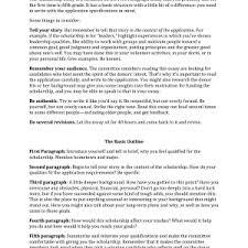 scholarship essay examples letter cover letter essay examples for scholarships how to start a scholarship essay an examples