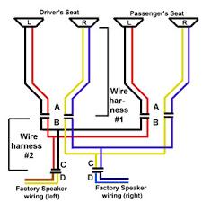 fiero speaker holes speaker wiring diagram