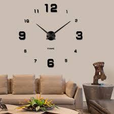600x600 600x600 600x600 600x600 600x600 modern mute diy frameless large wall clock 3d