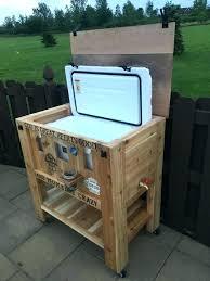 patio cooler table patio cooler yeti patio cooler stand outdoor cooler table patio cooler cart home