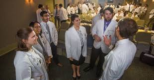 Med School Watercooler: Class of 2019 Medical Students Begin Clinical  Rotations